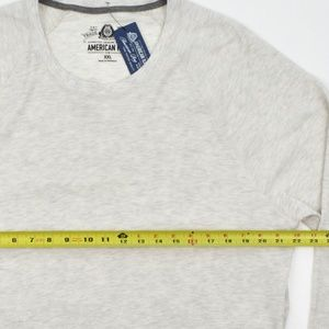 American Rag Shirts - American Rag Men Thermal Crew Neck Long Sleeve Tee